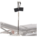 Model 513-11 IV Pole for FernoFlex Chair Cot Model 28
