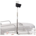 IV Pole, Model 513-13, For PowerFlexx Cots, ProFlexx Cots 35-P, 93-P, and Others