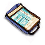 Thomas Zip Organizer Unit, Blue
