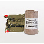 Emergency Trauma Dressing (ETD), 4inch x 70inch
