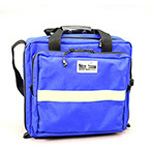 Curaplex Paramedics Plus Trauma Bag, Blue