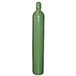 Oxygen Cylinder with 540 Valve, Steel, Size H