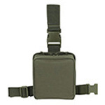 Voodoo Drop Leg First Aid Pouch, Olive Drab