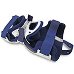 Papoose Back Pad, for use w/ Papoose Infant Immobilizer