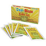 Cool Blaze Burn Gel, 0.12oz Packets