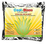 Cool Blaze Burn Blanket, 72inch x 60inch