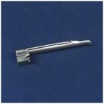 Curaplex Green Spec Laryngoscope Blade, Miller 2