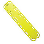 Curaplex Backboard, With 10 Pins, Yellow *Discontinued*