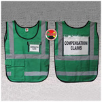 ICS Window Vest, Green