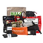 Curaplex Patrol Officer Response Kit, Black Pouch *discontinued*