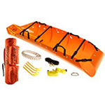 Sked Basic Stretcher w/ Cobra Buckles, Orange