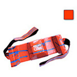 Pro Lite Leg Immobilizer, Orange