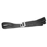 Patient Restrainer Strap, for Junkin 300 Series Stretcher, 5 feet