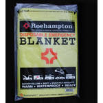 Roehampton Blanket, Disposable, Poly-Foam, 60 Inches x 90 Inches, Yellow
