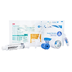 IV Start Kit with Tegaderm, Ext Set, 10ml Flush Syringe, Alcohol Prep