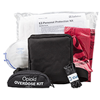 670148-KIT Curaplex On Person PPE and Opioid OD Kit 670148-KIT