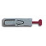 Unistik 2 Super Safety Lancet, 3.0mm, Burgundy, 21ga, 100/Box