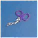 Paramedic Shears, 7.5, Purple