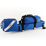 Oxygen Carry Pack, Size E, Royal Blue