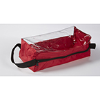 Accessory Pouch, LG, Red