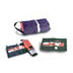 IV AD-Wrap Kit, 16inch L x 12inch D Unrolled, Machine Washable, Red/Black w/Reflective Stripe