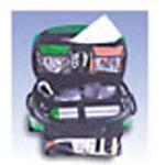 Airway-Pro V-Vac Pocket, Empty, 12inch L x 9inch W x 23inch D, Black