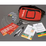 AZ Triage System Kit, Red