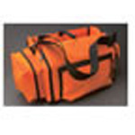LifePak 12 Defib Case, Cordura, Orange