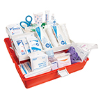 Curaplex Emergency Medical Kit, In Case