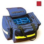 Maxi Trauma Bag, Cordura, Red