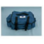Reeves First Call Cab Bag, Shoulder Strap, Replaceable Vinyl Liner, 17inch x 9inch x 7inch, Navy