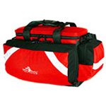 Ultra Sofbox Plus Trauma Bag, Model 32325, 23inch x 17inch x 12inch, Red
