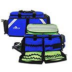 Ultra Breathsaver Oxygen and Trauma Bag, Royal Blue