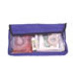 Large Organizer Pocket, 12inch L x 1 1/2inch W x 6inch D, Navy Blue