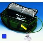 Rescue Bag, 1000 Denier Woven Nylon Cloth, Blue