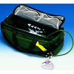 Rescue Bag, 1000 Denier Woven Nylon Cloth, Green