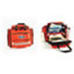 Thomas Transport Aeromed Pack, 12inch H x 14inch W x 8inch D w/Pocket Fully Extended, Blue
