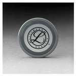 Tunable Diaphragm and Rim Assembly, Gray Rim, For Littmann Cardiology III (SM side) Stethoscope *Discontinued*