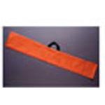 Carry Case w/Handle, for Padded Board Splints, Vinyl, Orange