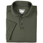 5.11 Men Performance Polo Shirt, Short Sleeve, TDU Green, XS