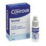 Contour Glucose Control Solution Normal