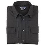 5.11 Men Taclite Pro Shirt, Short Sleeve, Black, SM