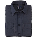 5.11 Men Taclite Pro Shirt, Short Sleeve, Dark Navy, SM