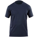 5.11 Men Professional Short Sleeve T-Shirt, Fire Navy, XS