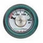 Gauge Guard, Green, for Oxygen Regulators