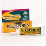 Neosporin Ointment, 1oz Tube