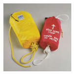 CMC Rescue SRT Throwline Bag Sets, Pack Cloth, 75 Foot Rope, 3 lbs, Orange