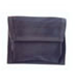 Small Glove Case, 4inch x 3inch, Black