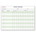 TSG Patient Tracking Pad
