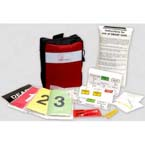 Smart Triage Pac w/Pediatric Card